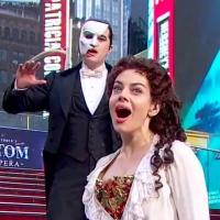 VIDEO: Watch the Cast of PHANTOM Perform on GOOD MORNING AMERICA Photo