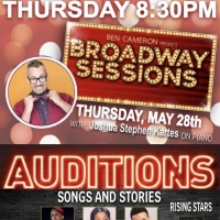 VIDEO: BROADWAY SESSIONS Present Audition Songs and Stories Series