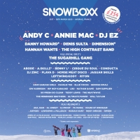 Snowboxx 2020 Announces Full Lineup, Featuring Andy C, Annie Mac, DJ EZ, and More! Photo