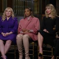 VIDEO: Taylor Swift, Jennifer Hudson, Rebel Wilson, & Francesca Hayward Share CATS Se Video