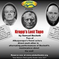 The Adobe Theater Next Presents Samuel Beckett's KRAPP'S LAST TAPE Photo