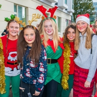 Wonder In The Air At The Kingsley As Hundreds Audition For Fota Island Christmas Experience