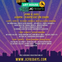 Art House Productions Celebrates Artists With Disabilities With 'Virtual Access JC Fr Photo