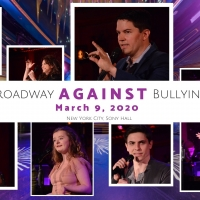 Erich Bergen, Lexi Lawson and More to Perform in BROADWAY AGAINST BULLYING Photo
