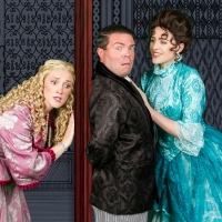 South Bay Musical Theatre Presents A GENTLEMAN'S GUIDE TO LOVE AND MURDER Photo