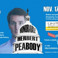 THE HONORABLE HERBERT PEABODY Announces Run with United Solo