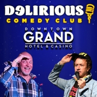 Comedian Pauly Shore Brings More Hilarity To Delirious Comedy Club In Downtown Las Vegas Photo