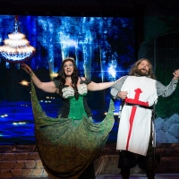 BWW Review: MONTY PYTHON'S SPAMALOT at Rodey Theater, UNM