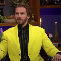 VIDEO: Dan Stevens Talks About the Broadway Shutdown on THE LATE LATE SHOW