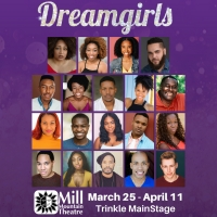 Cast Announced For DREAMGIRLS At Mill Mountain Theatre