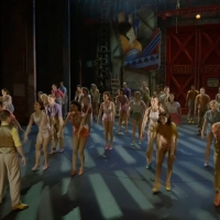 VIDEO: EVERYBODY DANCE NOW! A Look Back at 'Audition' From 42 STREET Photo