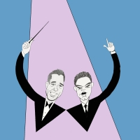 BWW Exclusive: Ken Fallin Draws the Stage - The New York Pops Photo