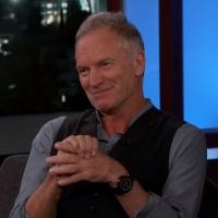 VIDEO: Sting Talks THE LAST SHIP on JIMMY KIMMEL LIVE! Video