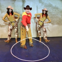 BWW Interview: Michael Santora of THE WILL ROGERS FOLLIES at Dutch Apple Dinner Theat Photo