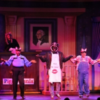 Broadway Palm Children's Theatre Presents THE TRUE STORY OF THE THREE LITTLE PIGS Photo