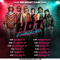 Hot Country Knights Announce 2020 'One Knight Stand Tour'