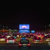 Edinburgh International Film Festival and Unique Events' DRIVE-IN MOVIES Announces Fi Photo