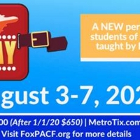 FoxPACF Announces NEXT STOP BROADWAY Summer Program Photo