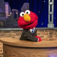 Sesame Workshop to Debut THE NOT-TOO-LATE-SHOW WITH ELMO on HBO Max Photo