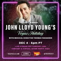 Celebrate the Holidays with John Lloyd Young Photo