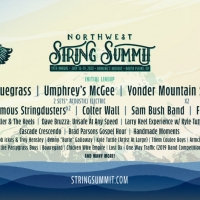 Northwest String Summit Announces Initial Lineup For 19th Annual Festival