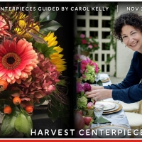 Lakewood Hosts a Harvest Centerpiece Fundraiser Photo