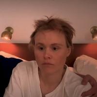 VIDEO: Alison Pill & Joshua Leonard Recreate a Scene From SKIN TRADE for Geffen Stayh Video