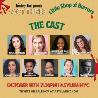 The Broadway Beat Announces October Edition Of Live Show ACT THREE At AsylumNYC Photo