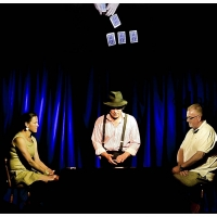 Tony Roberts: Card Magic Comes to Adelaide Fringe
