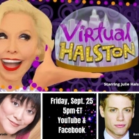 BWW Previews: Big Laughs In Store as VIRTUAL HALSTON Welcomes Ann Harada and Barrett  Photo