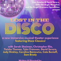 LOST IN THE DISCO Opens Off-Broadway Next Month