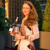 Photo Coverage: Alìe Rosé 2018 is a Beautiful Italian Wine by FRESCOBALDI TOSCANA Photos