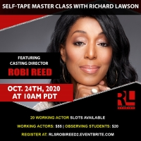 Veteran Casting Director Robi Reed Returns to The Richard Lawson Studios Master Class Photo