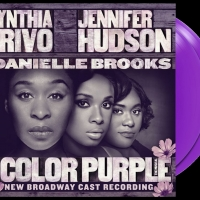 Limited Edition Double Record Vinyl Set of THE COLOR PURPLE Out Today Article
