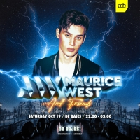 Maurice West Announces Second Edition Of 'Maurice West & Friends' At ADE 2019
