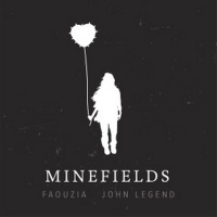 Faouzia & John Legend Unite for 'Minefields' Photo