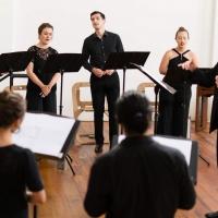 The Song Company Presents Handel's MESSIAH Part I Photo