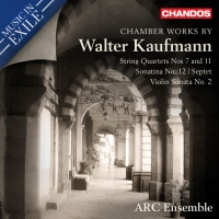 Grammy-Nominated ARC Ensemble Releases CHAMBER WORKS BY WALTER KAUFMANN Photo
