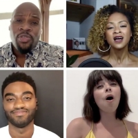VIDEO: Jelani Alladin, Krysta Rodriguez, Mandy Gonzalez, and More Sing 'Go The Distan Photo