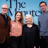 BWW TV: Hangin' with the Cast of THE MINUTES on Broadway! Photo