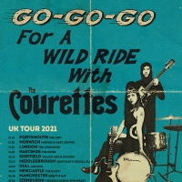 The Courettes Announce UK Tour for October 2021 Photo