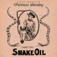 Diplo's Country Album DIPLO PRESENTS THOMAS WESLEY CHAPTER 1: SNAKE OIL is Out Now Photo