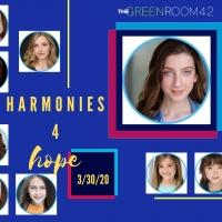 Ayla Schwartz Hosts Harmonies 4 Hope at The Green Room 42 Photo