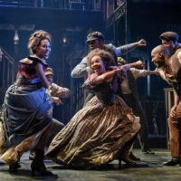 PARADISE SQUARE Earns More TBA Award Nominations Than Any New Musical; Full List! Photo