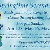 Colorado Vocal Arts Ensemble Presents SPRINGTIME SERENADES Photo
