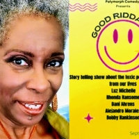 Rhonda Hansome Featured At GOOD RIDDANCE Storytelling Show at The Tank NYC Photo