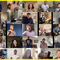 VIDEO: BACK TO THE FUTURE: THE MUSICAL Cast Sings 'The Power of Love' on Josh Gad's R Photo