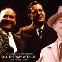 History Theatre Radio Hour Presents ALL THE WAY WITH LBJ Photo