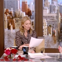 VIDEO: Kelly Ripa Talks ABC DAYTIME: BACK ON BROADWAY, Raising Money for Broadway Car Photo