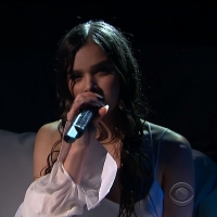 VIDEO: Hailee Steinfeld Performs 'Wrong Direction' on THE LATE SHOW WITH STEPHEN COLBERT